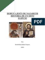 Horus o Jesús de Nazareth