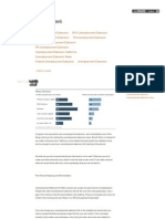 Unemployment Compensation Extension Overview