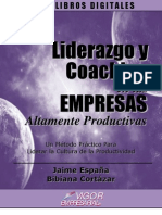 Liderazgo y Coaching en Eap