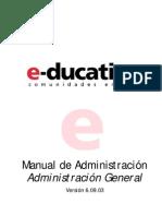 Manual Adminstrador