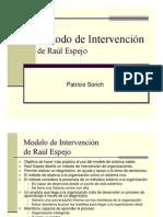 Organización-y-Métodos-Clase-13-Método-de-Intervención-Raúl-Espejo
