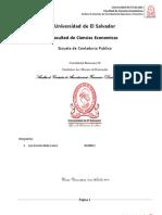 Analisis de Contrato de Arrendamiento Operativo y Financiero
