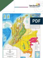 Mapa Geologico de Colombia 2007