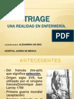 Triage General Ida Des