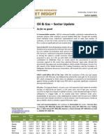 BIMBSec - O&G Sector Update - 20120418
