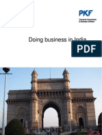 Dooing Business in India