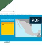 Rompecabeza de Mexico