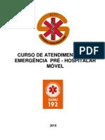 APOSTILA SAMU - MÉDICOS E ENFERMEIROS