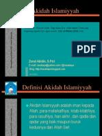 akidah-islamiyyah