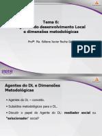 SSOC7 to Local e Territorializacao Aula6 Apresentacao