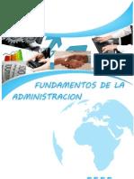 Fundamentos de La Admin is Trac Ion Revista BEATRIZ ELENA GARCIA
