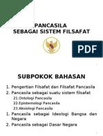 Pancasila Sebagai Sistem Filsafat2