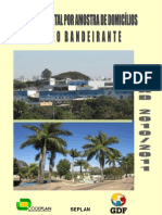 Pesquisa Núcleo Bandeirante_PDAD_2011