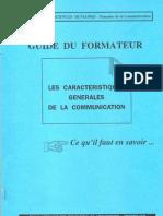 Facteurs Generaux de La Communication Cle2512de