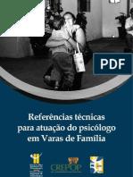 ATUAÇÃO DO PSICOLOGO NAS VARAS DE FAMILIA
