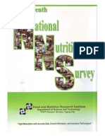 The Seventh National Nutrition Survey