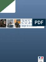 Projet Loi de Finance Defense 2012