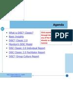 DiSC Online Profile