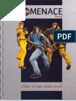 d20 Modern Acc - Menace Manual