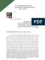 Cuerpo y experimentaciónCharly García