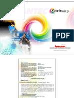 Spectrum Brochure