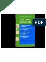 Librio - Latin pour débutants