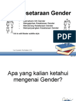 BAB 6_Kesetaraan Gender
