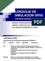 Comandos GPSS