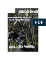 Manual de Invent a Rio Forestal PDF