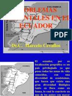 Problemas Ambient Ales en El Ecuador