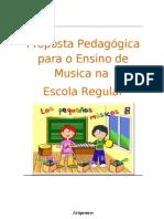 Proposta Pedagógica - Ana Cássia
