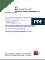 New and Old Anticoagulants Use How i Treat BLOOD 2012