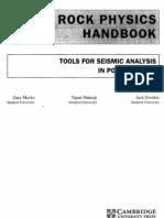 Rock Physics Handbook