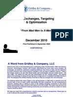 Ad Exchanges Targeting Optimization