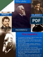 maiorescu biografie si bibliografie
