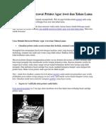 Cara Mudah Merawat Printer Agar Awet Dan Tahan Lama.pdf