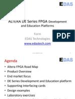 ALTERA FPGA Development and Education Platforms.pptx
