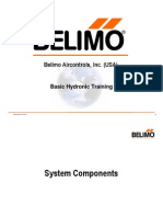 Basic Traininghydronics by Belimo