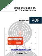 'Radio Stations In St Petersburg, Russia