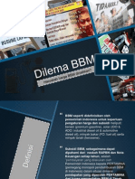 Dilematoria BBM