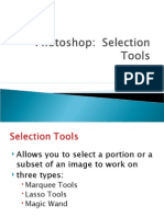 Selection Tools