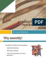 Assembly Language Programming in NASM