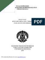 PSOSK 03 Representasi Data Struktur Data