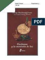 Flashman y la montaña de luz - George MacDonald Fraser (Flashman 04)-1