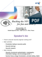 Hes2012 Bt Contact Less Payments In Security