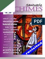 Santuario Chimes April Issue - Final Spread