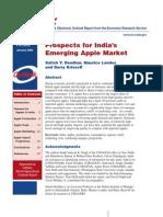 Apple Harvesting in India