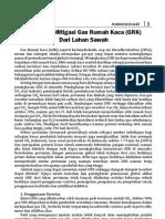 Teknologi Mitigasi Gas Rum