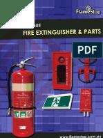 Flamestop Fire Alarm Catalogue 2010 Short