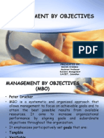 Management by Objectives Final